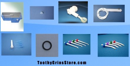 HydroFloss Machine Parts